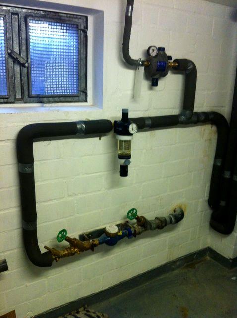 ISTT - Bilder Sanitaer - Wasserleitung1